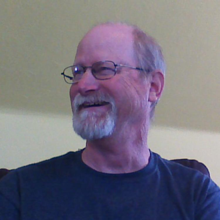 Mike Yeager, cropped
